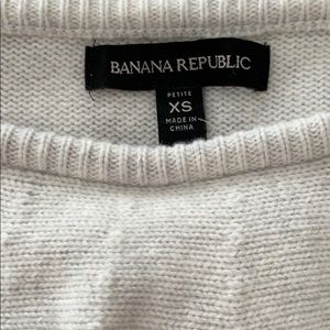 Banana Republic Sweaters - Ruffle sweater